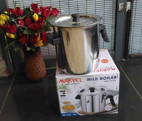 Milk boiler image 2