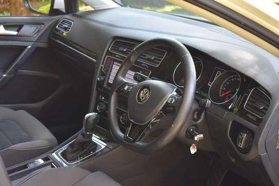 Volkswagen golf tsi MK7 2014 image 5