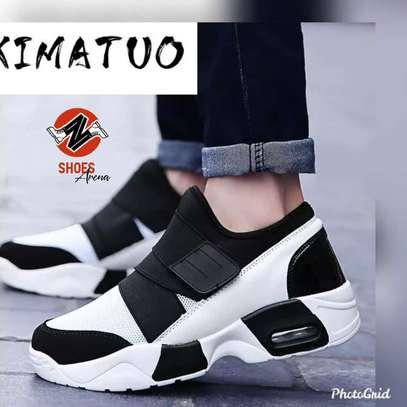 Ladies Comfy Sneakers image 2