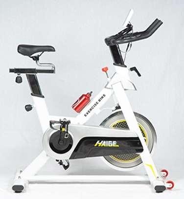 Spin bike with 15kg Flywheel