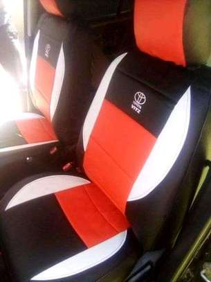 Highrise Car Seat Covers image 2