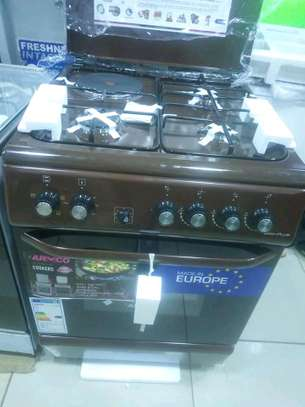 Armco Cooker 3gas 1electric 60*60 with Rotisserie