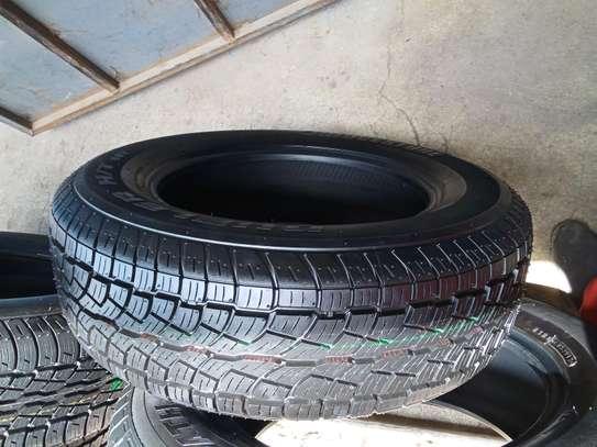 215/65R16 Bridgestone dueler tires