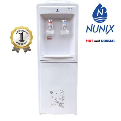 Hot and Normal Free Standing Water Dispenser- NUNIX image 2