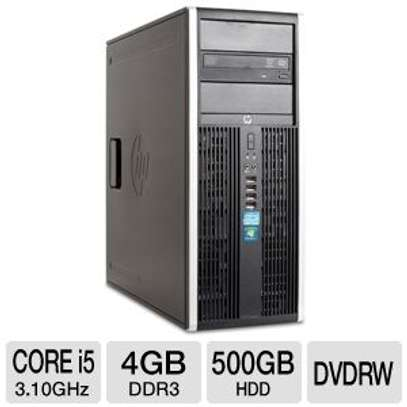Hp core i5 tower image 1