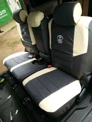 WISH DURABLE CAR SEAT COVERS image 3