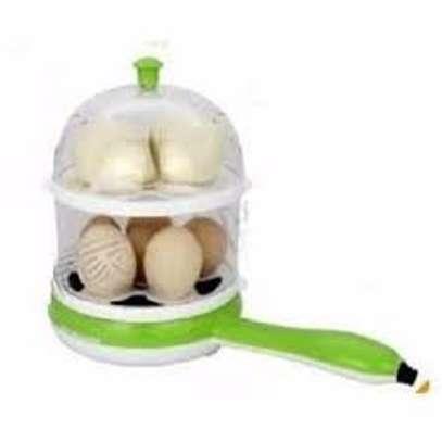 Egg Boiler Non Stick Multi Function Electric Frying Pan image 4