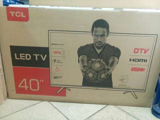 Tcl 40inches digital tv image 1