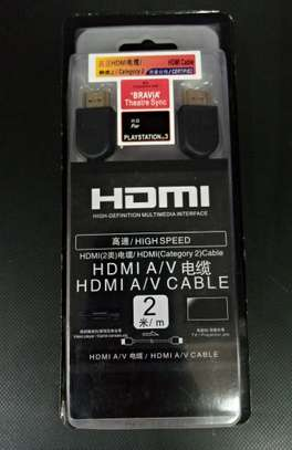 Sony High Speed HDMI Cable-2M image 3