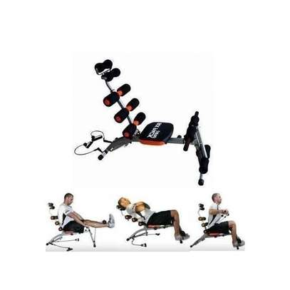 Multi Purpose Six Pack Care ABS Fitness Machine- Cycle image 4