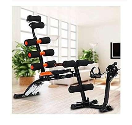 Training Gym Exercise Machine image 1