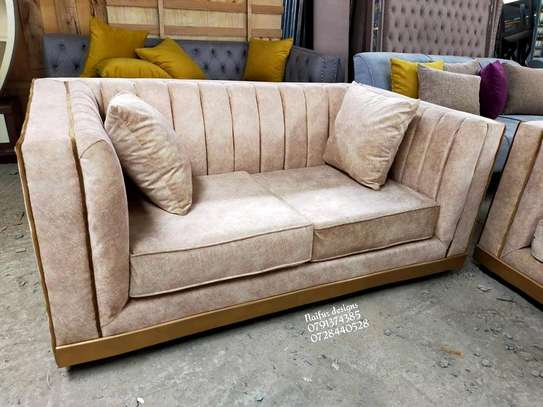 Complete set of sofas/three seater sofa plus two seater sofas plus one seater sofa/sofa bed image 4