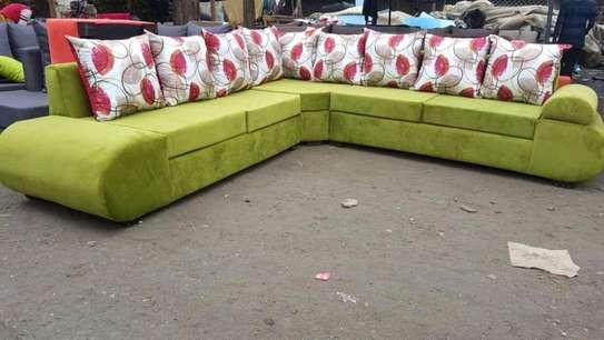 Sofa Set (L-Shape, 7 Seater) image 1