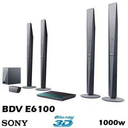 Sony BDV E 6100 blue ray home theater image 1