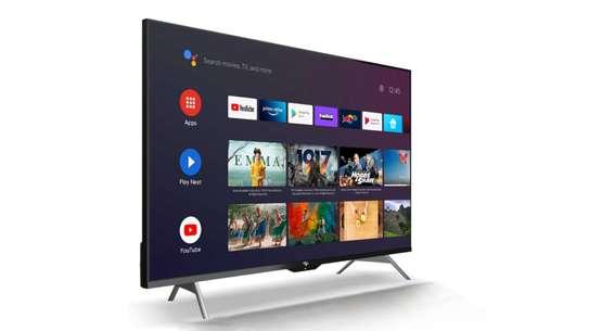 Itel 32'' Smart Android Frameless TV -  I cast, Youtube, NetFlix image 1