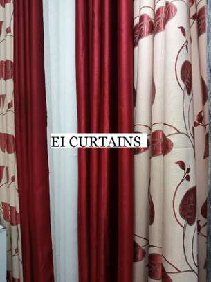 HEAVY MIX AND MATCH CURTAINS image 5