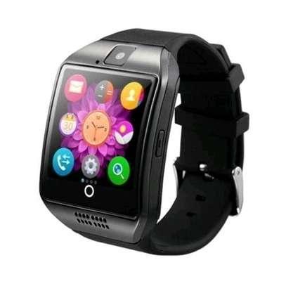 Camera Q18 Smart Watch Phone - Black image 1