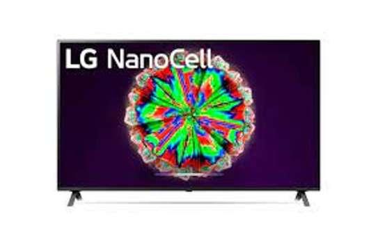 LG 65-inch Nano80 4K NanoCell Ai ThinQ Smart TV image 1