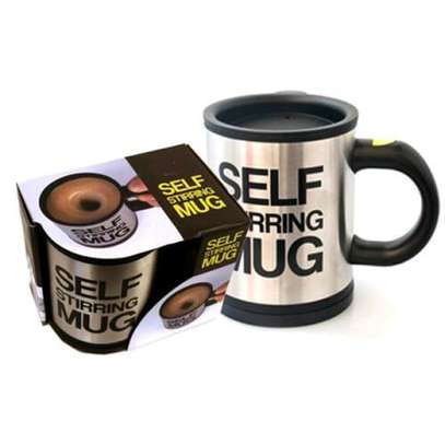 Self stirring mug image 4