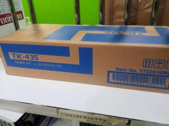 Genuine TK-435 Toner for Kyocera Taskalfa 181/221 Photocopiers image 1