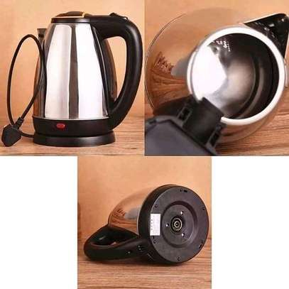 2.0L Automatic Stainless Steel Electric Kettle image 1