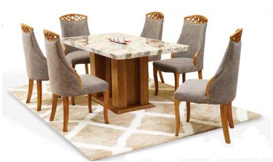 Luxury dining set image 1