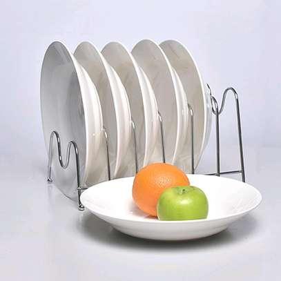 Ceramic soup plates image 1
