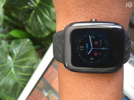 Oraimo Tempo-S IP67 Waterproof Smart Watch with Real-Time Notification, Pedometer/Calorie/Heart Rate Monitor and Activity & Sleep Tracking image 5