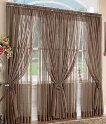 Sheers and curtains image 3