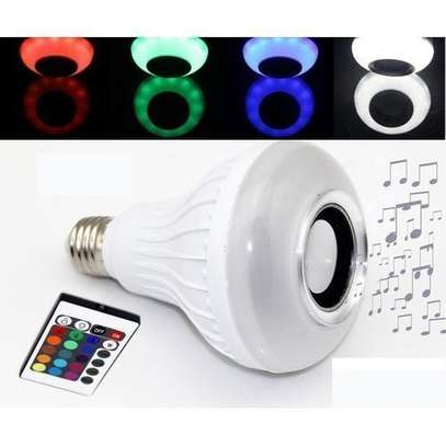Elegant bluetooth music bulb