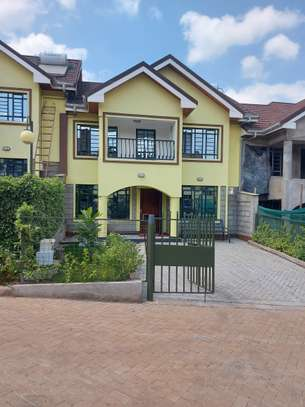 3 bedroom townhouse for sale in Ngong image 1