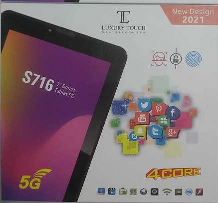 Kids Tablet 32GB STORAGE+3GB RAM Dual Sim. image 1
