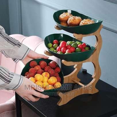 3 Tier Wooden Fruit Rack image 5