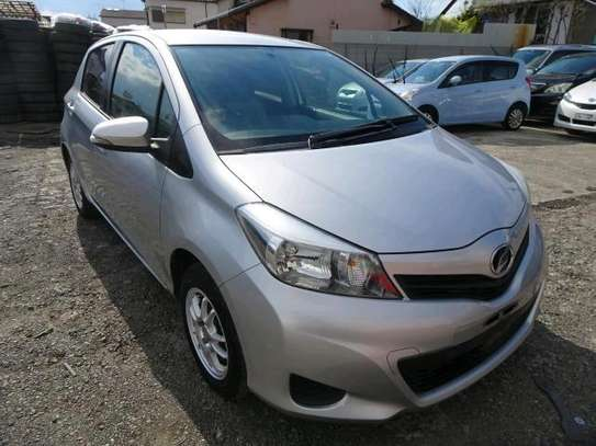 Toyota Vitz on Credit