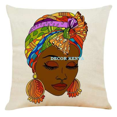 African print pillow cases in kenya