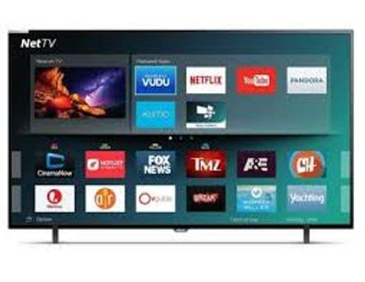 32 inch vision plus smart android frameless Bluetooth HD TV image 1