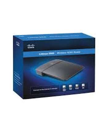 Linksys E900 N300 WI-FI Router image 1