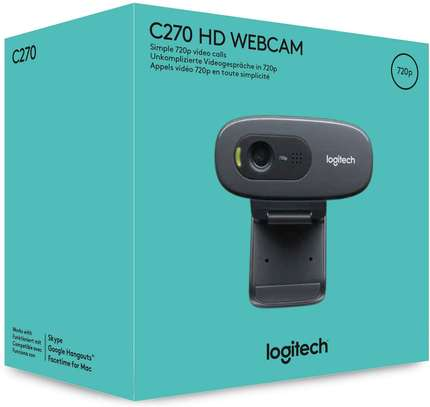 LOGITECH WEBCAM C270 image 2