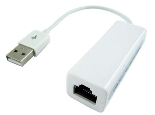 USB 2.0 to Fast Ethernet Adapter USB 2.0 Ethernet Adapter