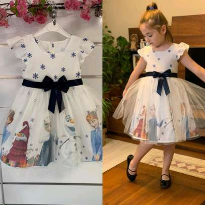Young girls /kids fancy dresses image 4