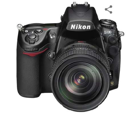 Nikon D700 12.1MP FX-Format CMOS Digital SLR Camera with 3.0-Inch LCD (Body Only) (OLD MODEL) image 5