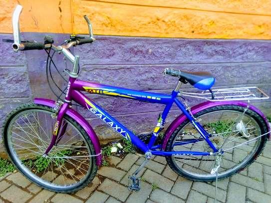 Galaxy mountain bicycle image 1
