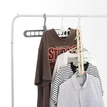Multi-function Folding Magic Hanger image 1