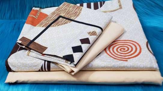 Classy Cotton Bed sheets(6pcs) image 11
