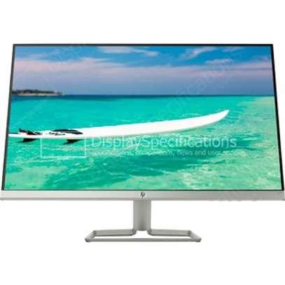 "HP 25f 2XN61AA#ABA Silver / Black 25"" 5ms (GTG) HDMI Widescreen LED Backlight image 1"