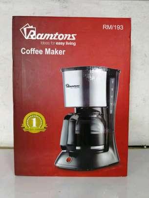 Ramtons coffee maker image 1