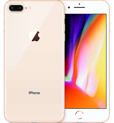Apple iPhone 8 plus 64GB (Brand New with Apple warranty) image 1