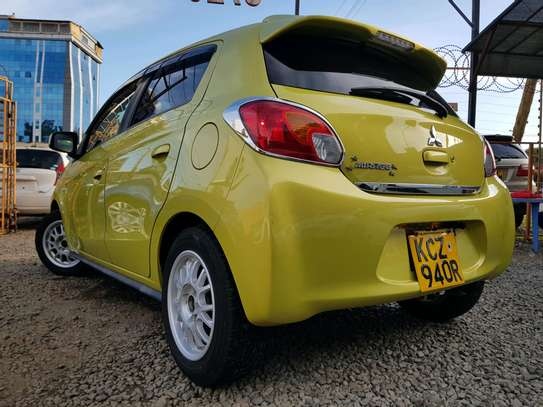 Mitsubishi Mirage, Yr 2013, Loaded image 2