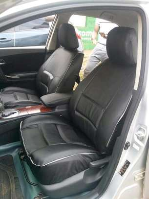 Vintage car seat covers