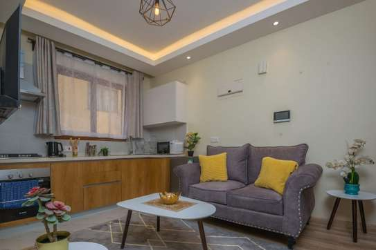 Furnished 1 bedroom apartment for rent in Kileleshwa image 3